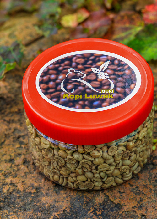 Natural Honey Coffee 300g